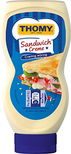 THOMY Sandwich Creme Classic, 225 ml Squeeze-Flasche