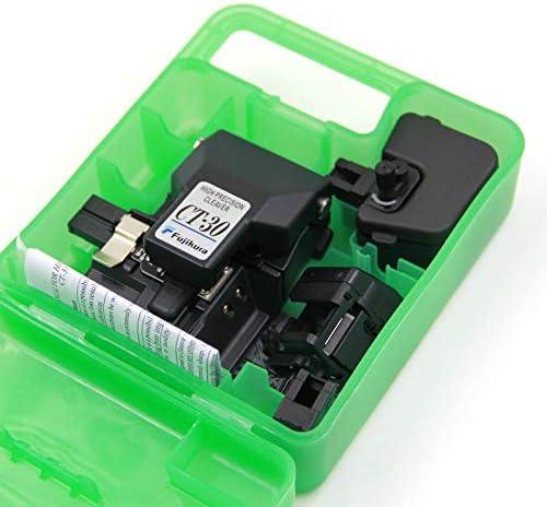 Fujikura CT-30 High Precision OFFicial store Fiber Brand new Cleaver Cutter Last Optic 10