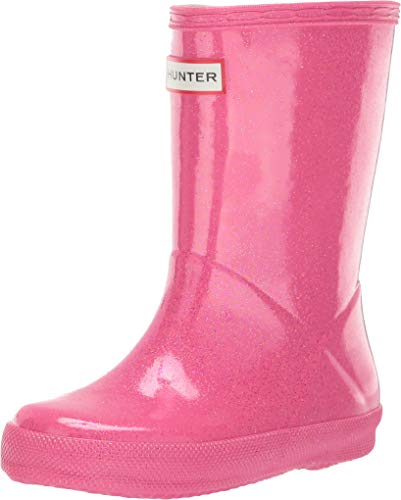 Hunter Kids Girl's First Classic Glitter Star Cloud (Toddler/Little Kid) Arcade Pink 6 Toddler M
