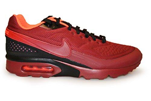 Nike 844967-600, Zapatillas de Deporte para Hombre, (Team Red/Team Red-Bright Crimson-Black), 44 EU