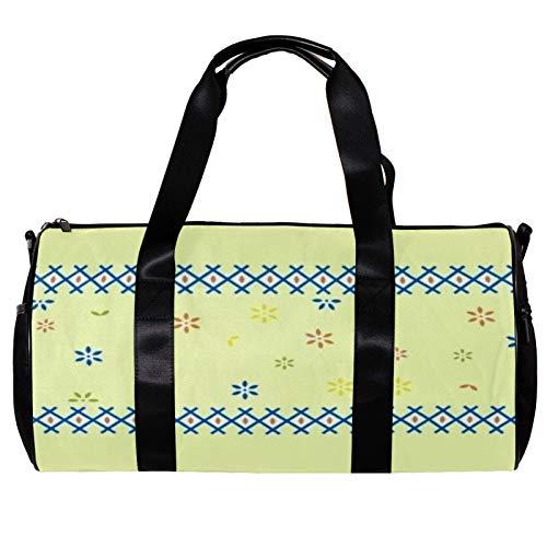 Anmarco Seesack für Damen und Herren, Cross-Zaun, Sport, Fitnessstudio, Tragetasche, Wochenende, Übernachtung, Reisetasche, Outdoor-Gepäck, Handtasche