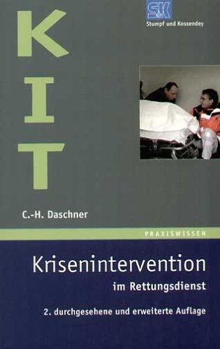 KIT: Krisenintervention im Rettungsdienst
