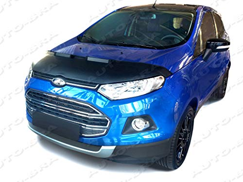 Ford Fiesta 2013-2016 CUSTOM CAR HOOD BRA NOSE FRONT END MASK