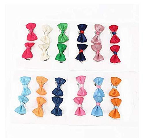 30 horquillas de 8 cm para el pelo de los niños de 3 pulgadas para el peinado del cabello, horquillas para el pelo para bebé, niñas, mujeres