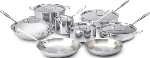 All clad d3 cookware set review