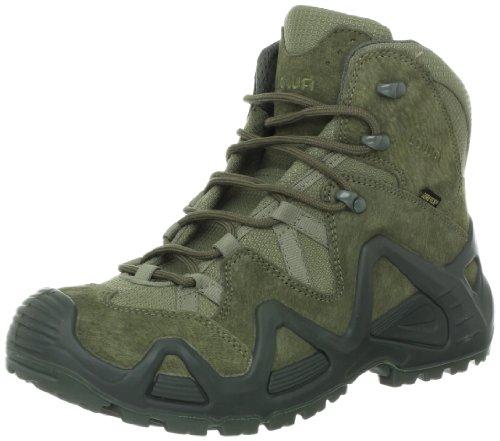 Lowa Zephyr GTX Mid TF Chaussures de randonnée pour homme, Vert (sauge), 41.5 EU