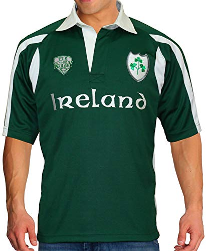FULL TIME SPORTS Ireland Breathable Rugby - XXX Large