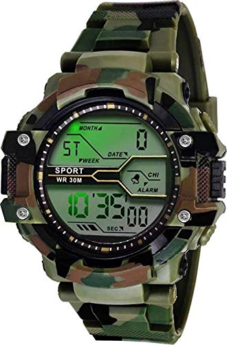 Skylofts Sports Digital Watches Dial System Waterproof Watch for Boys Children & Men
