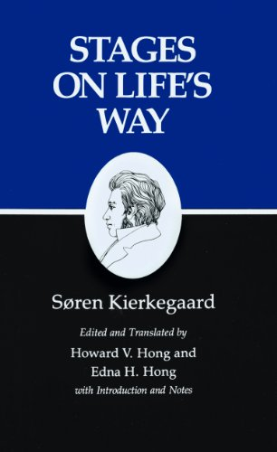 Compare Textbook Prices for Stages on Life's Way : Kierkegaard's Writings, Vol 11  ISBN 9780691020495 by Kierkegaard, Søren,Hong, Howard V.,Hong, Edna H.