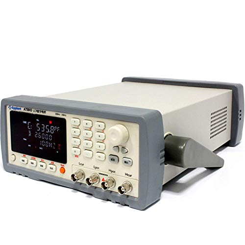 HYY-AA precisie-instrument AT810 LCR digitale meetinstrument 100 Hz, 120 Hz, 1 kHz, 10 kHz