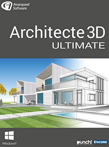 Architecte 3D 20 | Ultimate | PC | Code d'activation PC - envoi par email