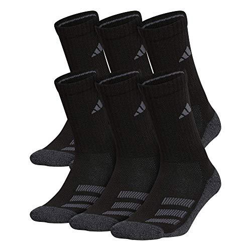 adidas Youth Kids-Boy's/Girl's Cushioned Crew Socks...