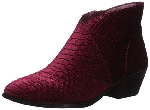 Very Volatile Women's KYRA Ankle Boot, Wine, 4.5 UK