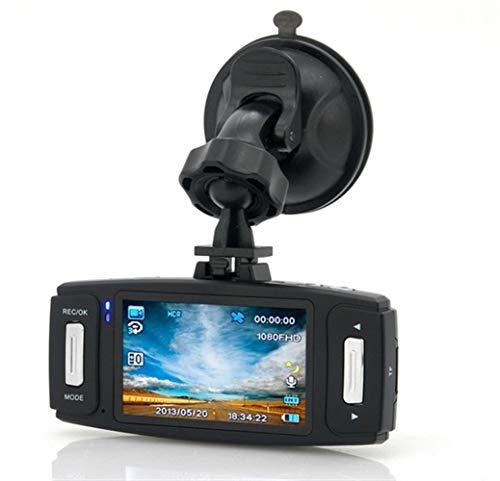 Black Box DVR da 2,7 pollici, Registratore G-P-S, G-Sensor, Motion Detection, HDMI,