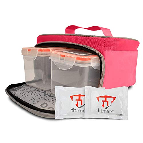 Fitmark The Box Small Pink