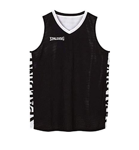Spalding Reversible Trikot (S, Black/White)