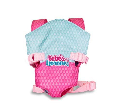 IMC Toys - Bebés Llorones, Portabebés (90019