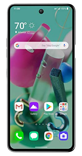 LG K92 5G (AT&T Unlocked) LM-K920AM 6.7' 64MP GSM Smartphone Titan Gray Not for CDMA