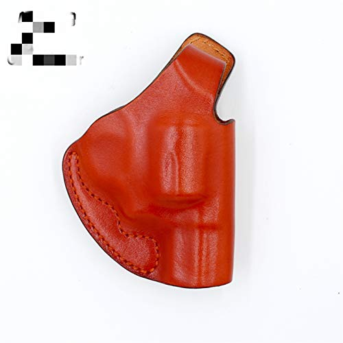 LiQinKeJi8 Cómodo Tactical 2 Slot Slot Holster Pulgar Thumb Pancake Open Huzzle Pistol Funda para Taurus Funda Herramienta de Funda (Color : Other)