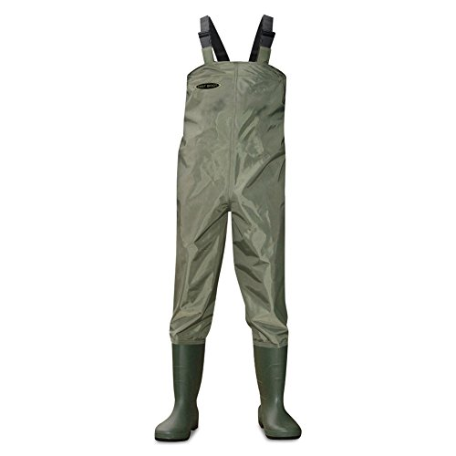 Dirt Boot NYLON CHEST WADERS WATERPROOF FLY COARSE FISHING MUCK WADER...