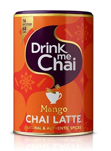 Drink Me Chai Consumer Mango Chai, 1er Pack (1x 250g)