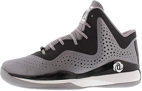 adidas Men's D Rose 773 Iii, Onix/Black/White, 9.5