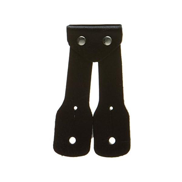 SuspenderStore Men's Logger Suspenders – BUTTON (4 sizes, 5 colors)