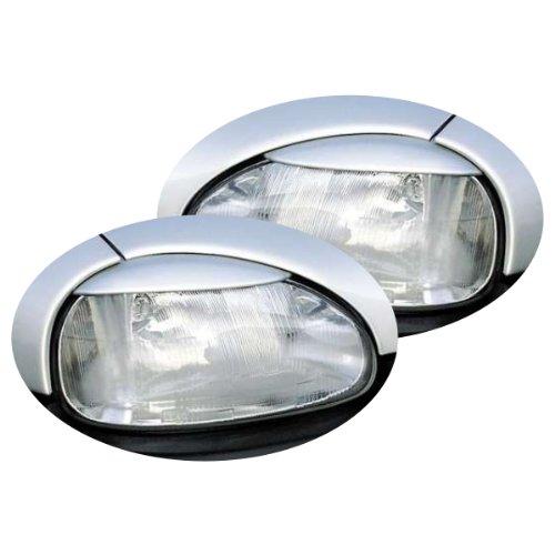 Akhan SBLCORSAB - koplampkapjes set böser blik geschikt voor Opel Corsa B