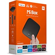 Original Xiaomi Mi Box - 4K Ultra HDR TV Streaming Media Player with Voice Search Remote...