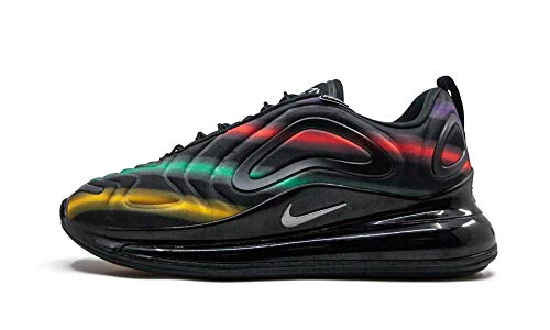 Nike W Air Max 720 Schwarz Damen Sneaker AR9293, Schuhgröße:EUR 38