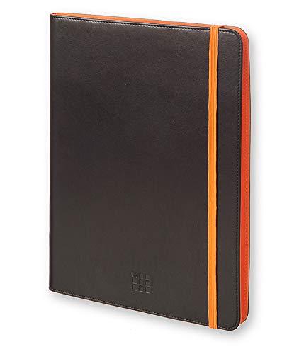 """Custodia Bicolore Universale per Tablet, 7/8"""", Nero/Arancio"""