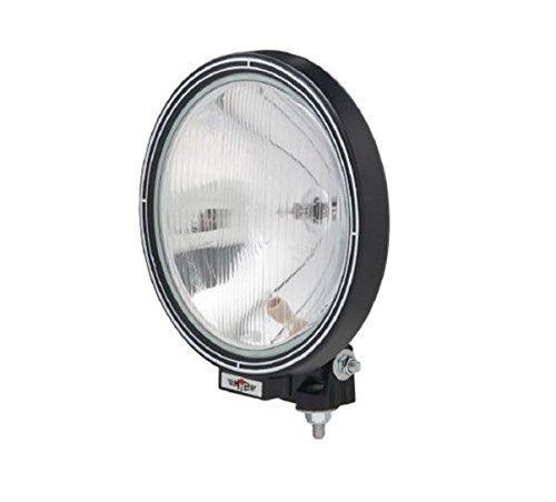 1x 12V/24V 9'redondo estrecho Pencil Beam Luces de Conducción Lámparas Spot SIM 3228