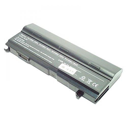 MTXtec Batterie, LiIon, 10.8V, 8800mAh, Noir, Double capacité pour Toshiba Satellite A80-140