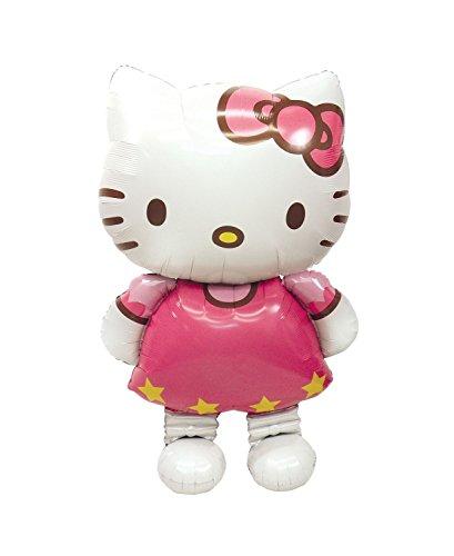 50' Hello Kitty Jumbo Airwalker Balloon