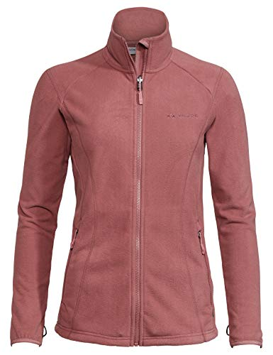 VAUDE Damen Women's Rosemoor Fleece Jacket Jacke, Dusty Rose, 40