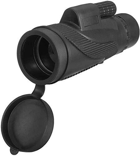 SLM-max Telescopio HD,40x60 Monocular de Alta definición Mini portátil Que se Puede conectar a teléfonos móviles utilizados para observar Aves, Animales Salvajes, conciertos, giras
