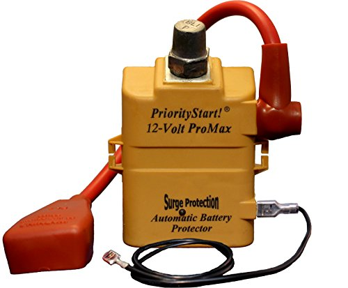 PriorityStart! 12-Volt-Pro-SP Automatic Battery Protector