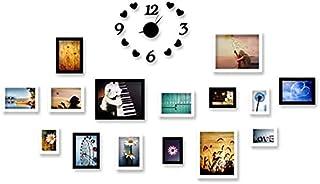Cadres photo Ensemble Galerie Family Photo Wall Salon Picture Cadre Cadre Créatif Solide En bois Photo Cadre Combinaison m...