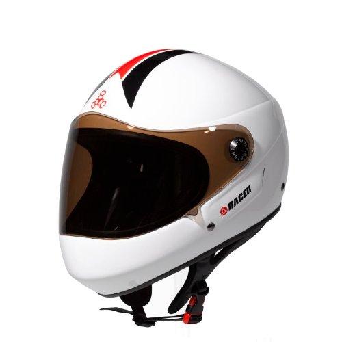 Triple Eight Skate-and-Skateboarding-Helmets Triple 8 Downhill Racer Helmet