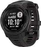 CBCJU Reloj inteligente para hombre, reloj digital, podómetro, calorías, resistente al agua, reloj deportivo, edición táctica, resistente al aire libre, color negro