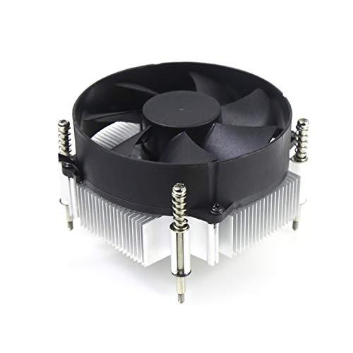 32F Disipador CPU Basic 65 Socket Intel 1151 v1 v2 v3 1150 1155 1156 65W Ventilador Procesador Cooler