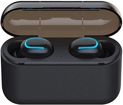 Auriculares inalámbricos Auriculares Bluetooth inalámbricos para Correr Ejercicio Ciclismo Auriculares Deportivos en la Oreja (Color: Blanco, Tamaño: Un tamaño) (Color : White, Size : One Size)