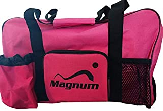 a4b2e574e408 Gratek Bags Spacious Gym Bag Sports And Duffel For Men And Women (Pink)