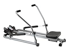 Body Sculpture Twin Hydraulic Rower From Amazon UK