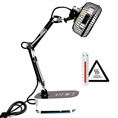 Why Choose Zzmop 300W Desktop Far-Infrared Physiotherapy Lamp, High Temperature Protection, for Mineral Therapy Arthritis Pain Relief Treatment Physiotherapy Apparatus, Smart Touch Panel