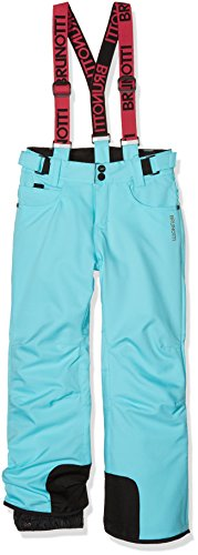 Brunotti Mädchen Lawna JR Girls Snowpants Hose, Blue Mint, 176