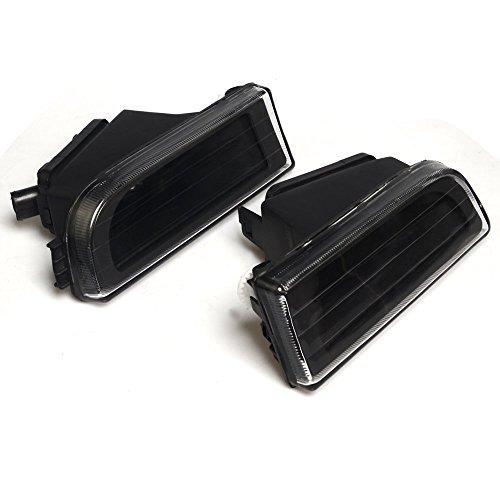 ALBRIGHT Neu Nebelscheinwerfer Set, Links + rechts, mit 12 Volt/100 Watt/H3 Halogen Lampen, für E38 1995-2001