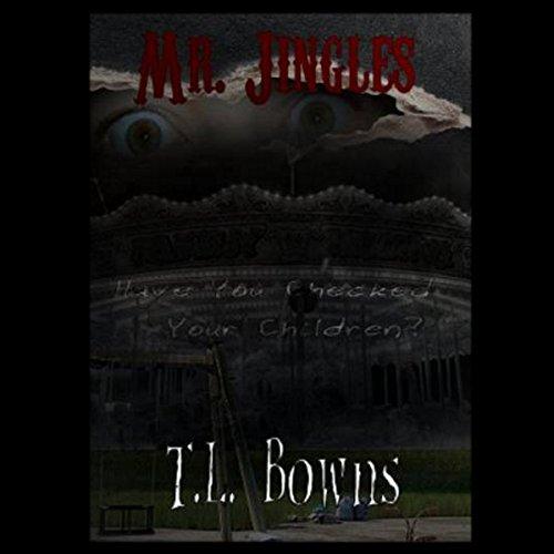 Mr Jingles audiobook cover art