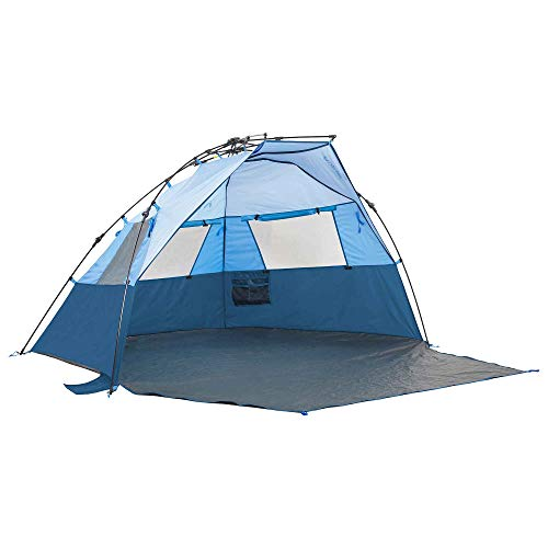 Quick Cabana Tent Sun Shelter with High Wind Resistant