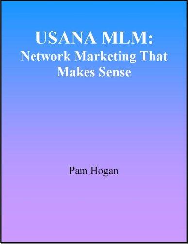 USANA MLM: Network Marketing That Makes Sense (English Edition)